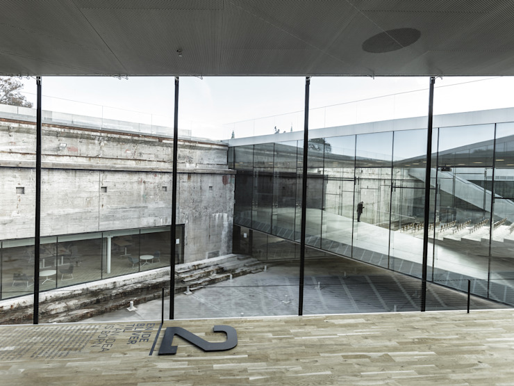 DANISH NATIONAL MARITIME MUSEUM Modern museums by BIG-BJARKE INGELS GROUP Modern