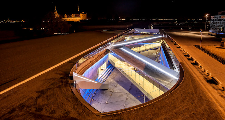 DANISH NATIONAL MARITIME MUSEUM BIG-BJARKE INGELS GROUP Musei moderni