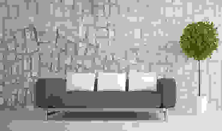 Wall Paper ATELIER -Cold di Pastorelli