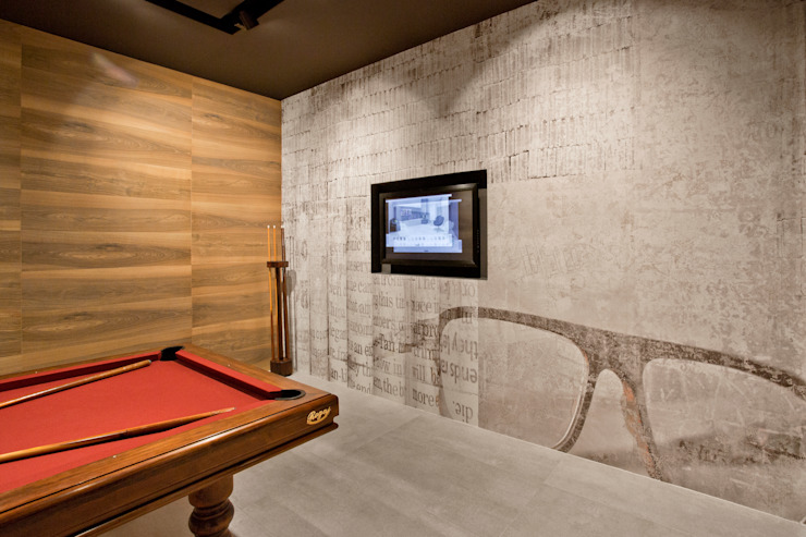 Wall Paper Milano City-Warm di Pastorelli