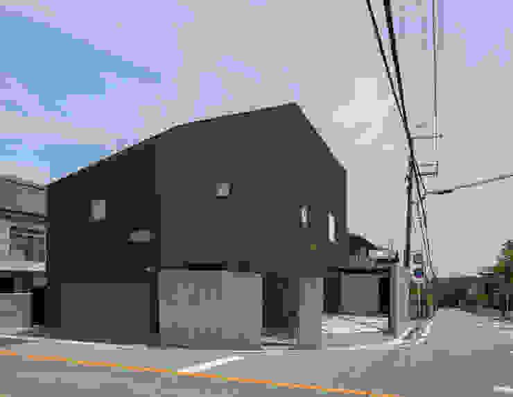 TSL Modern home by 株式会社 plus UM / plus UM Inc. Modern