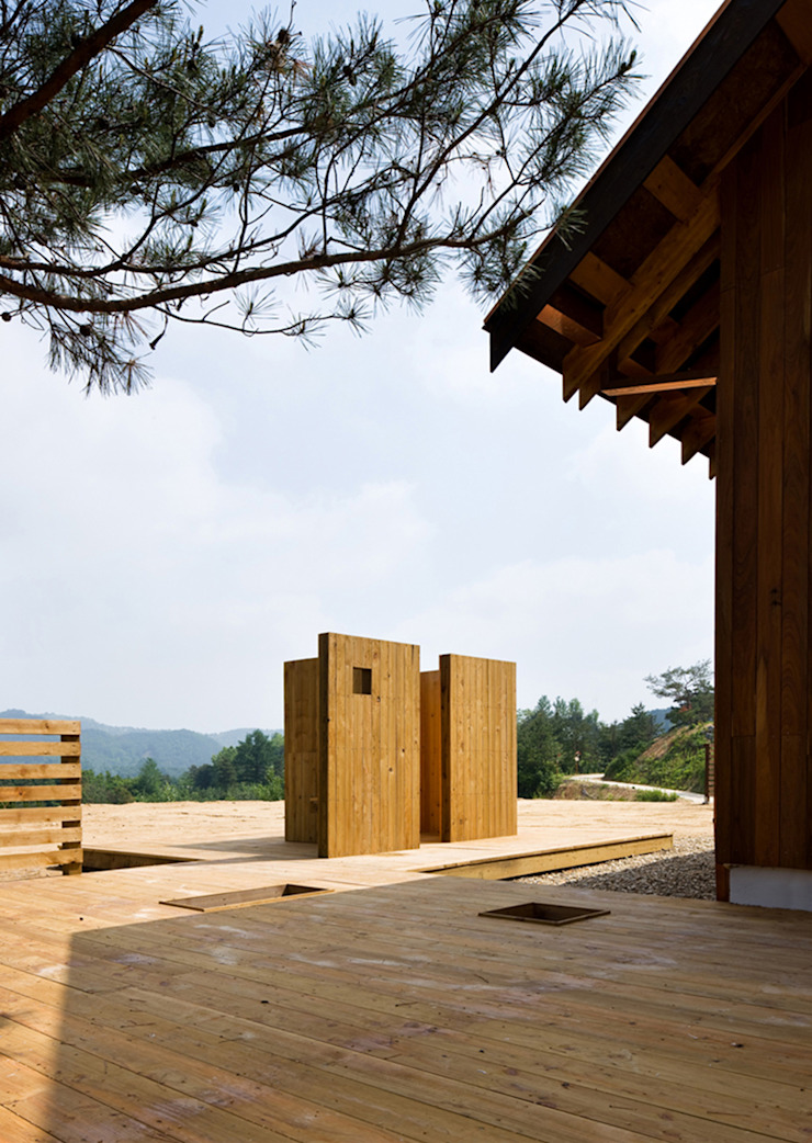 House in Geumsan 주택 by studio_GAON