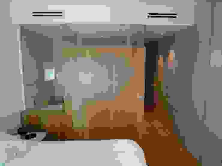 Recámaras de estilo  por Maroto e Ibañez Arquitectos, Moderno
