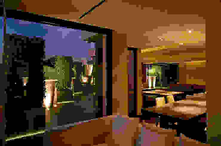 Varandas, marquises e terraços modernos por Ecologic City Garden - Paul Marie Creation Moderno