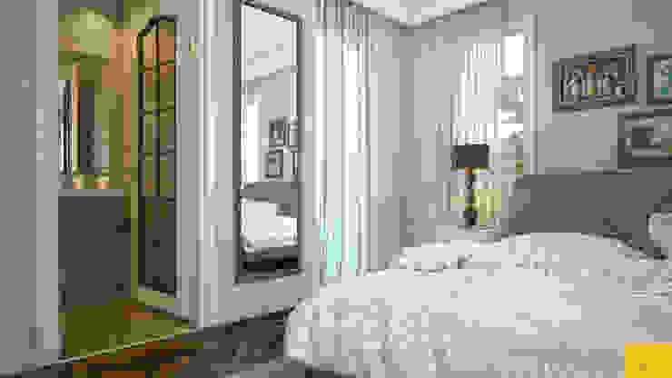 Yatak Odası Tasarımı Penintdesign İç Mimarlık Klasik