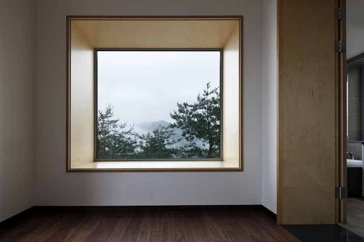 A house on the cliff studio_GAON Modern Windows and Doors