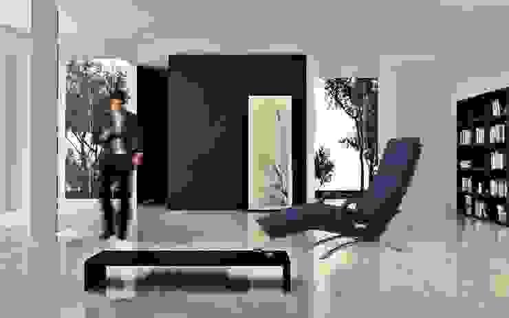 VITA Sentation –  ultiem relaxen in de huiselijke omgeving : modern  door Newas b.v., Modern