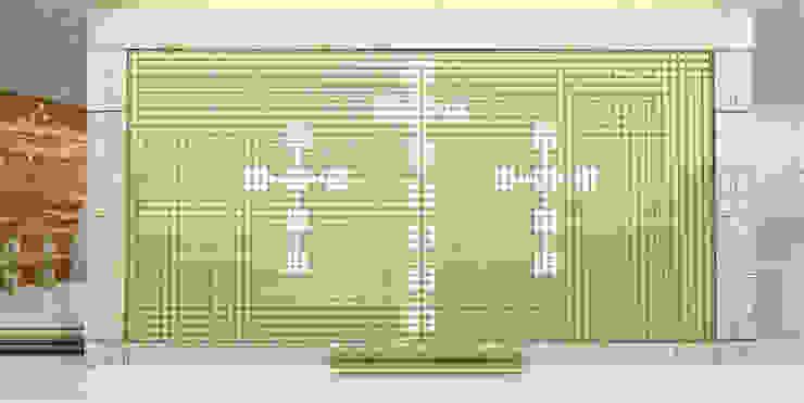 Saemoonan Church Rooms by 서인건축