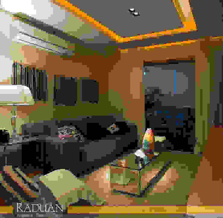 Apartamento 100 m² - Saúde por Raduan Arquitetura e Interiores Moderno