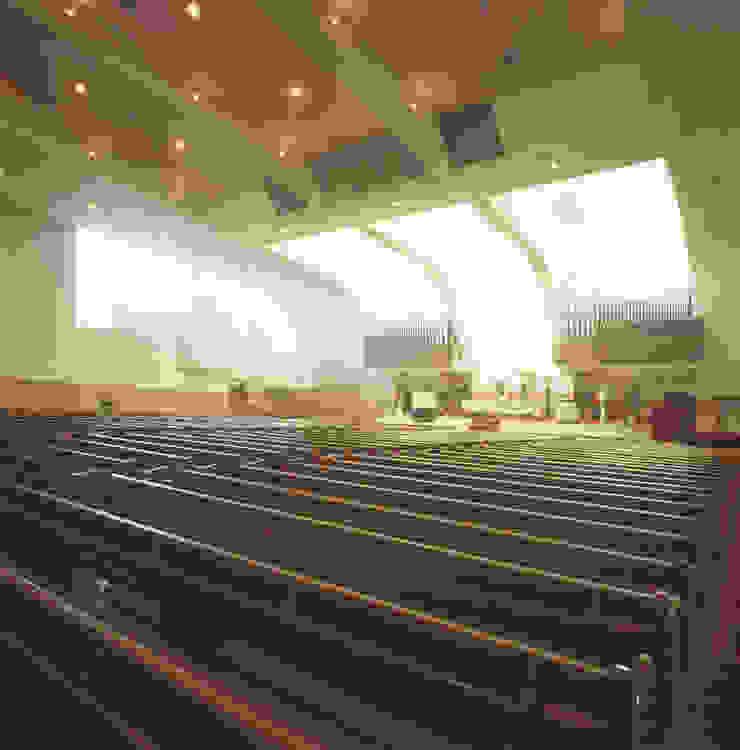 Somang Church Rooms by 서인건축