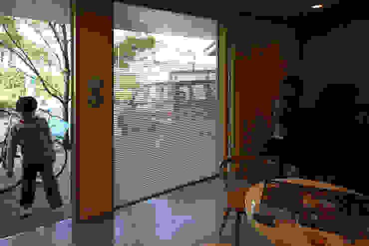 府中の住宅 オリジナルデザインの ダイニング の 佐藤重徳建築設計事務所 オリジナル