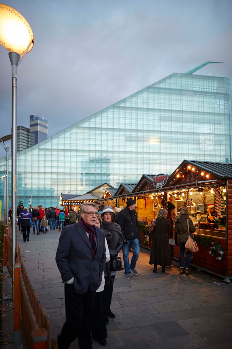 Christmas Markets by Manchester Christmas Markets