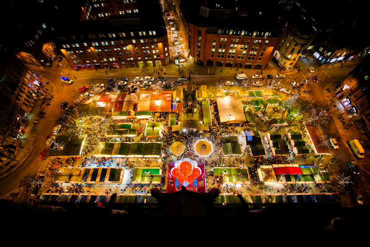 Christmas Markets von Manchester Christmas Markets