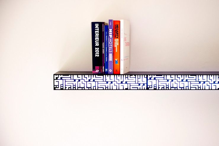 Nichenn 'the luminous bookshelf' par Cheb Fusion Minimaliste