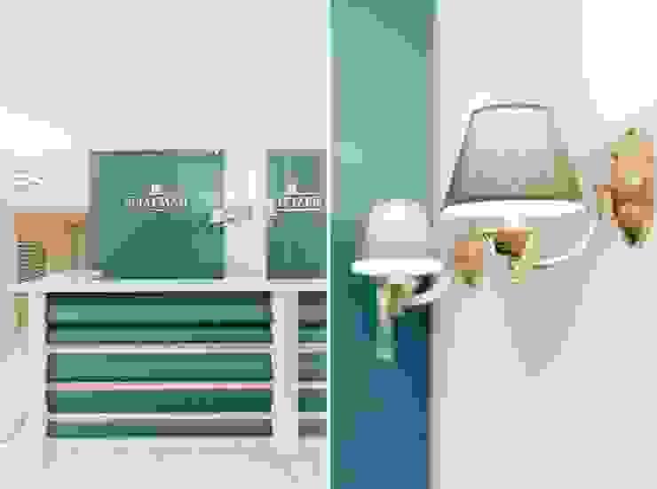 Главный холл ЖК <q>Флагман</q> Center of interior design Офисные помещения