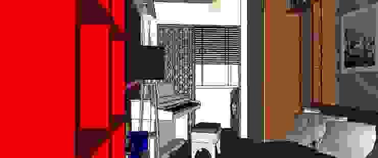 Piano por Cristiano Carvalho Arquitetura e Design Moderno