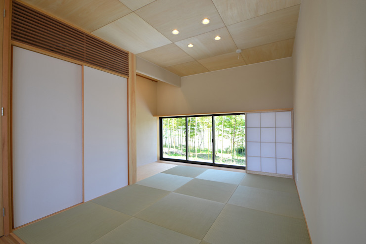 by TEKTON | テクトン建築設計事務所 Modern