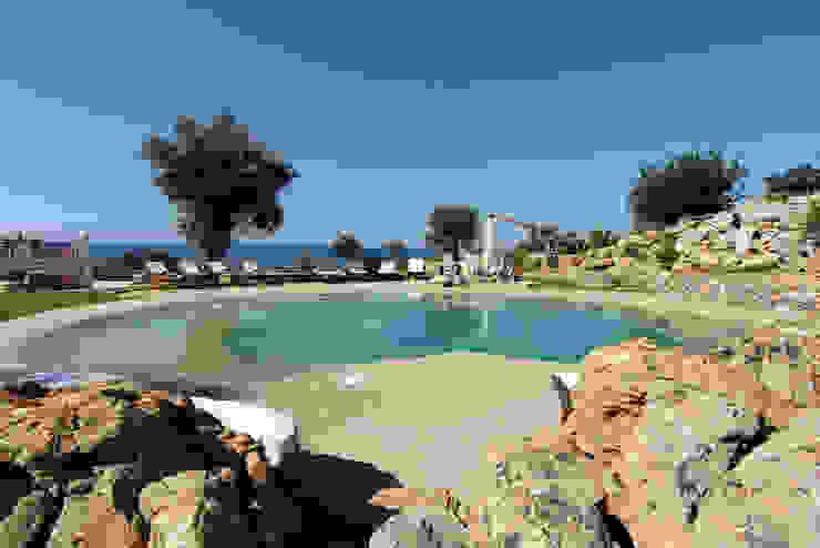 PISCINA NATURAL – SANTA MARIA DI LEUCA – Puglia di SYS PISCINE Mediterraneo