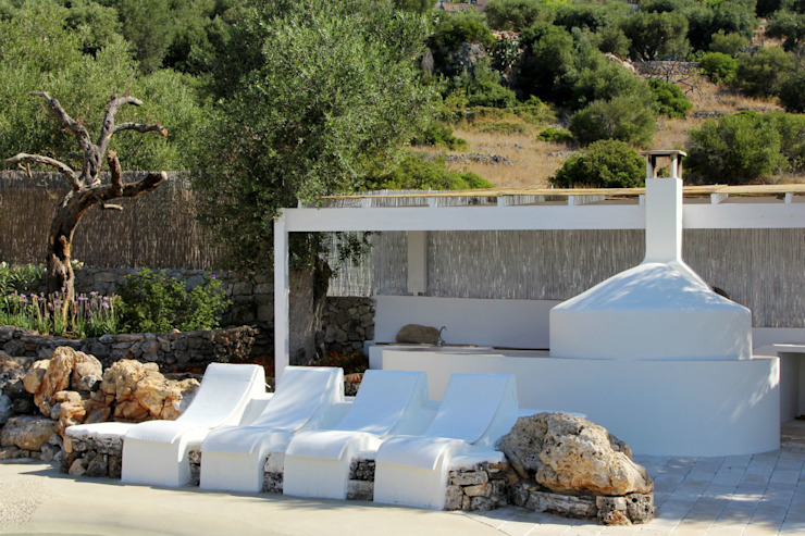 piscina Naturale di SYS PISCINE Mediterraneo