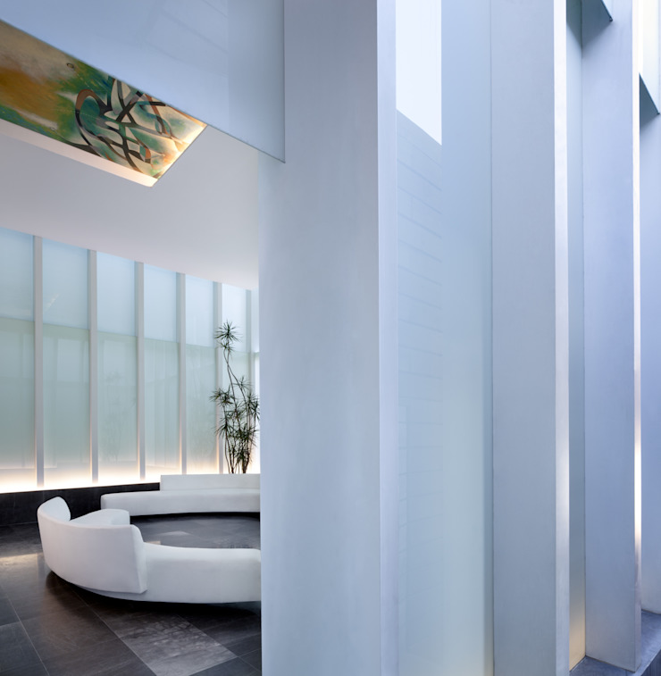 MIKVE RAJEL Modern living room by Pascal Arquitectos Modern