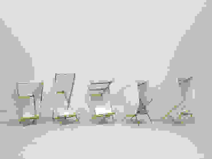 leżaki od Jan Kochański Minimalistyczny