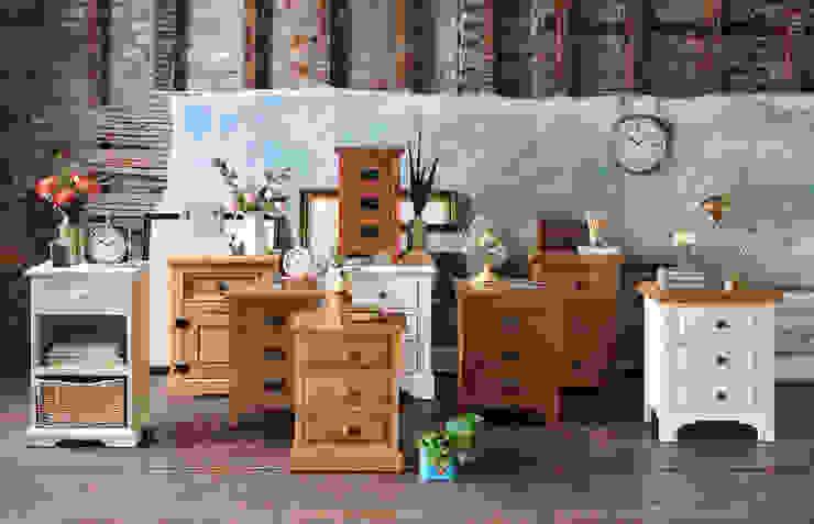 Living Room Livings de estilo de The Cotswold Company Rural