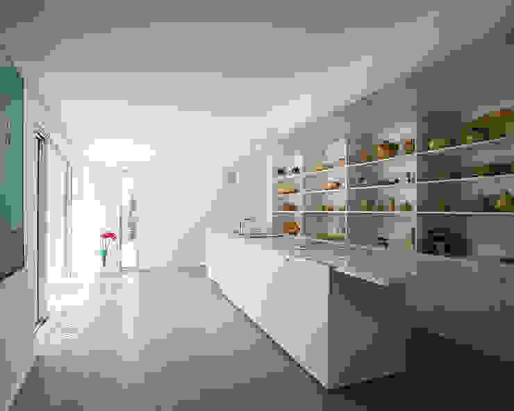 cuisine Maisons modernes par ateliers d'architecture JPB Moderne