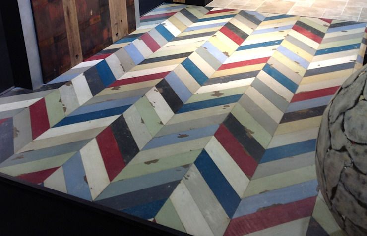 Walls & flooring oleh PIERRE ET PARQUET