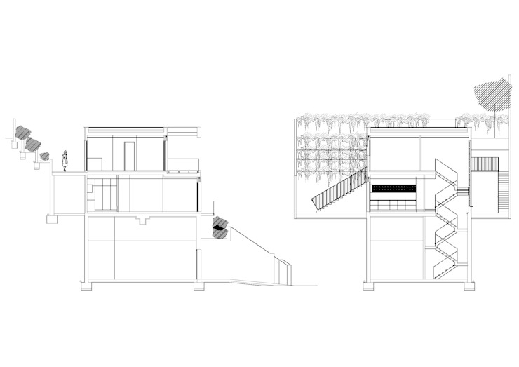 Sections FG ARQUITECTES
