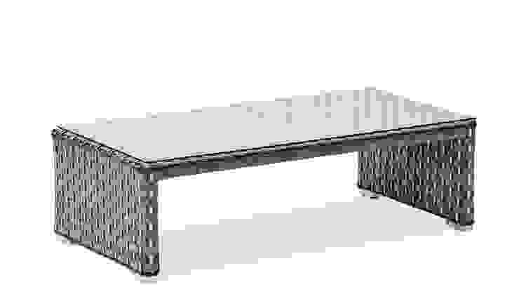 POSSA - Beistelltisch rechteckig: modern  von GarVida,Modern