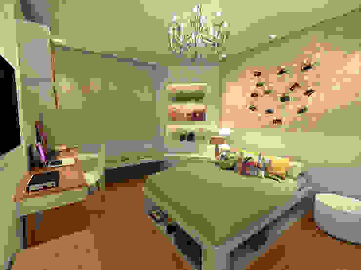 Konverto Interiores + Arquitetura Спальня