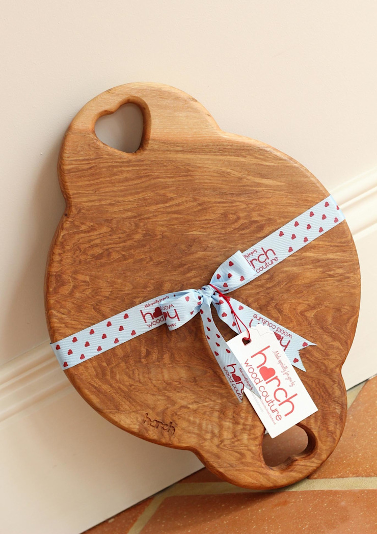 Double Harch Board- Chopping and Serving Board: eclectic  by Harch Wood Couture, Eclectic