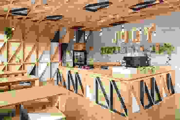 Jury Moderne Gastronomie von Biasol Design Studio Modern