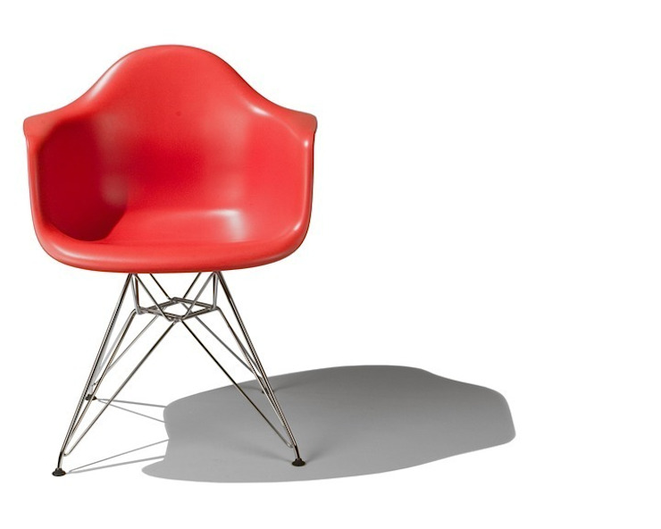Eames Molded Plastic Chairs Herman Miller