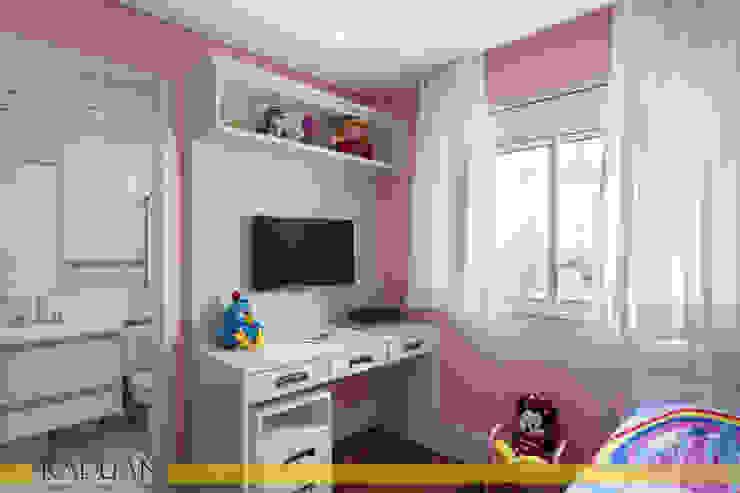 Apartamento 127 m² – Saúde por Raduan Arquitetura e Interiores Moderno