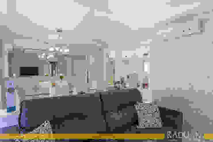 Apartamento 127 m² - Saúde por Raduan Arquitetura e Interiores Moderno