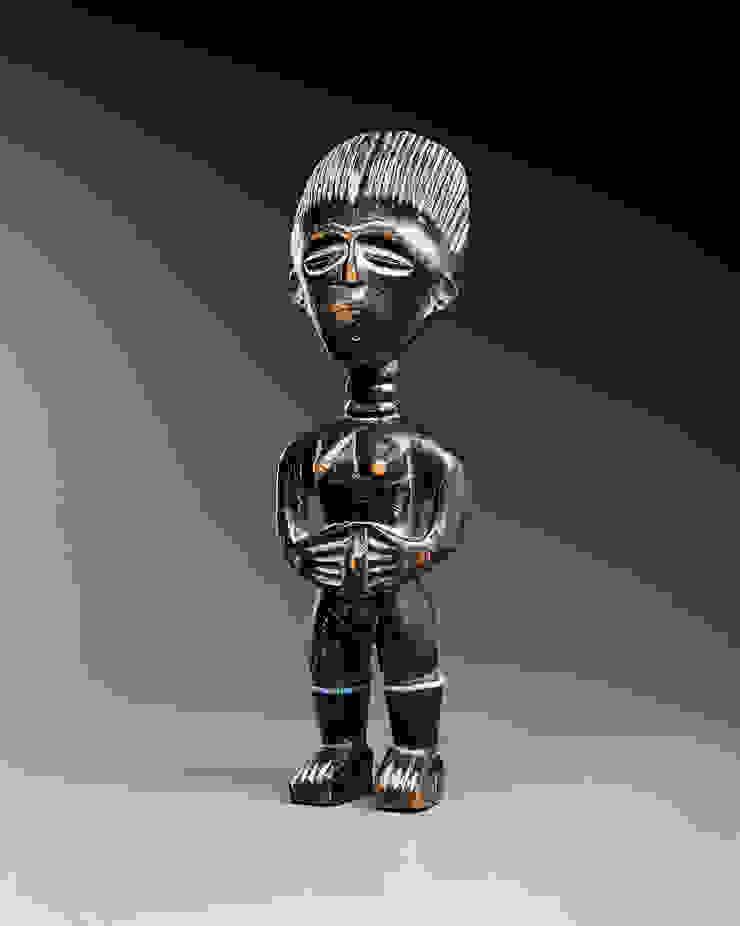 Statuette Fanti par Galerie Lucas Ratton