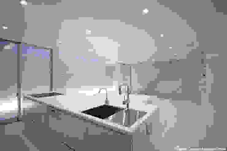 tah ミニマルデザインの キッチン の 鷹取久アーキテクトオフィス ミニマル