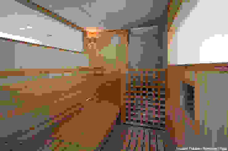 鷹取久アーキテクトオフィス Minimalist conservatory
