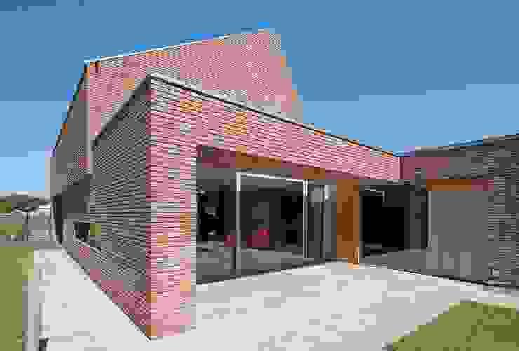 Terrasse von Joris Verhoeven Architectuur, Modern
