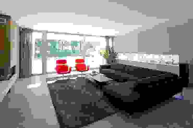 Modern Oturma Odası Joris Verhoeven Architectuur Modern