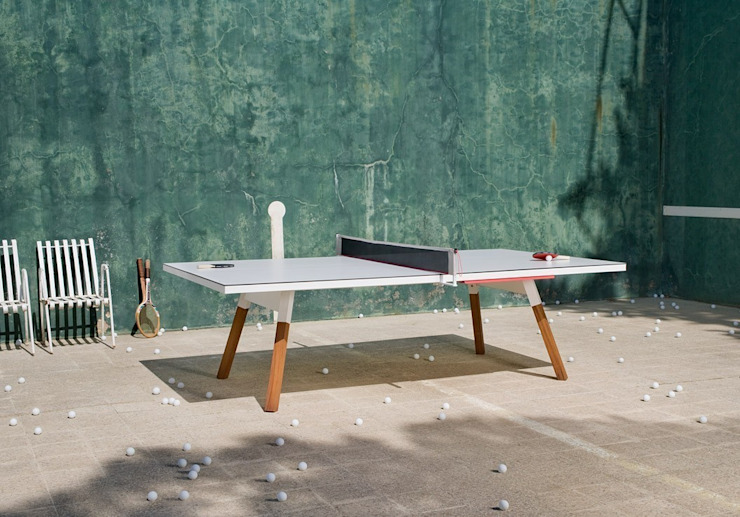 You and Me Ping Pong Table por A.P.O. Moderno