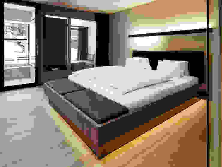 Eclectische hotels van reitter_architekten zt gesmbh / arge reitter-strolz Eclectisch