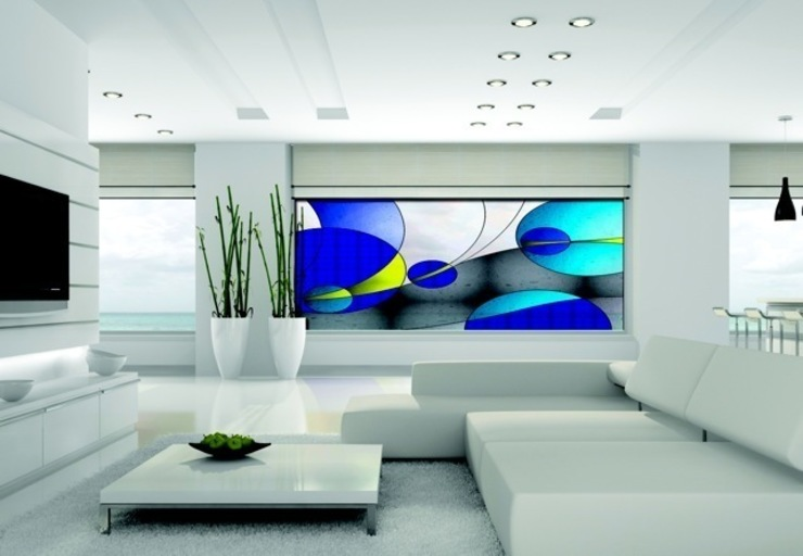 lounge van artglas