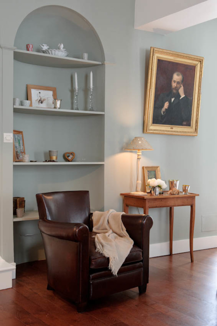 Grand Parisien Club Chair by CLUBSPIRIT