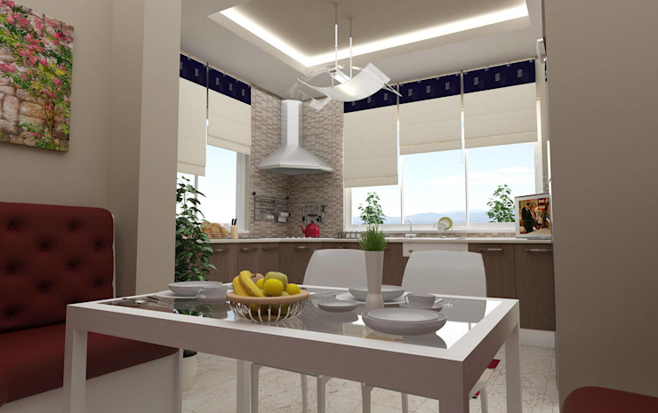 van CANSEL BOZKURT interior architect