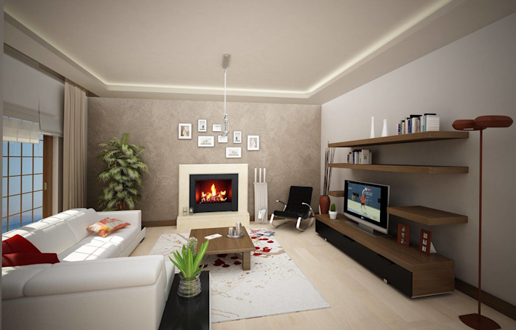 من CANSEL BOZKURT interior architect