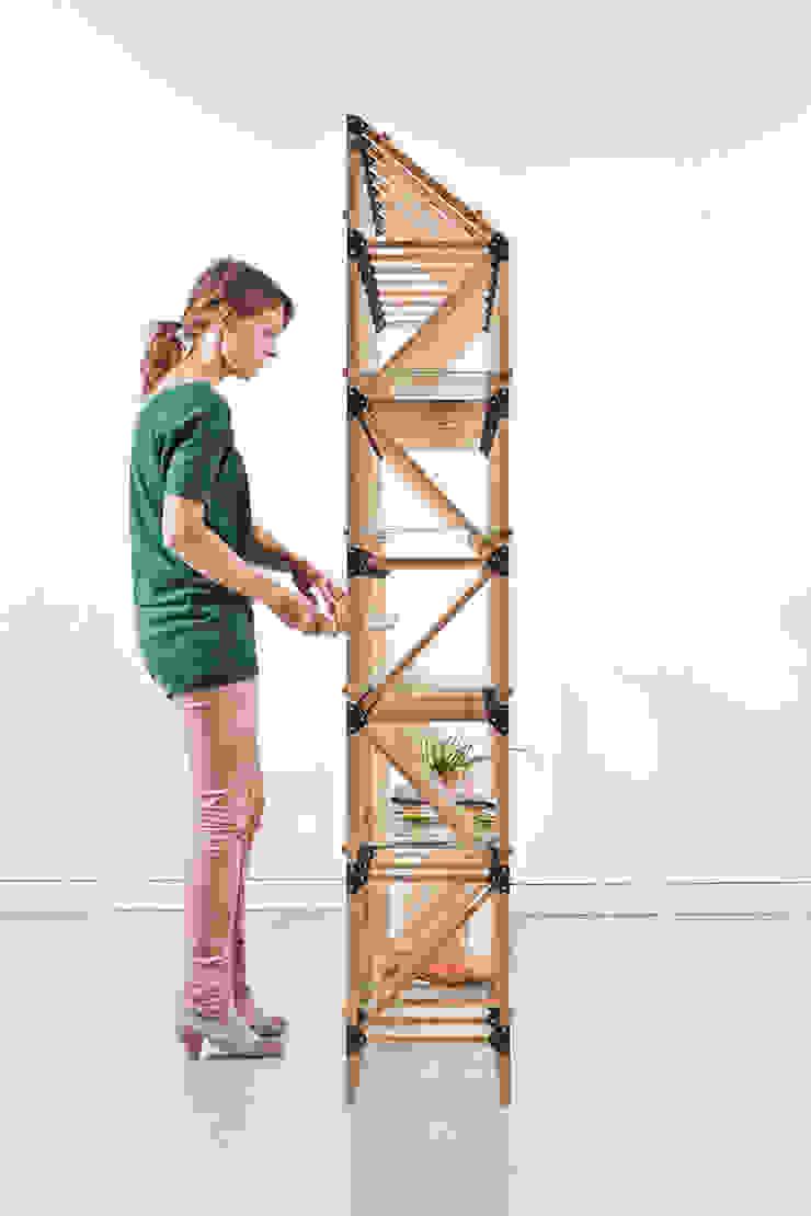 de estilo industrial por Studio Mieke Meijer, Industrial