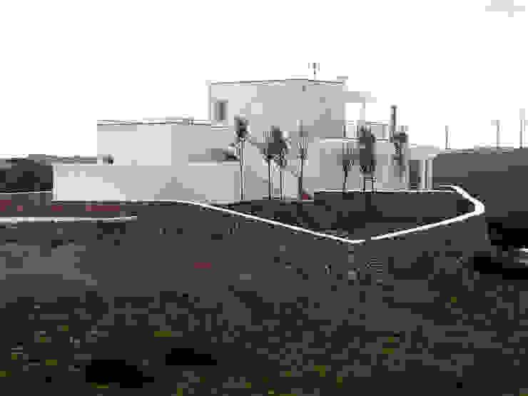 Single family house in Sa Mesquida FG ARQUITECTES Modern houses