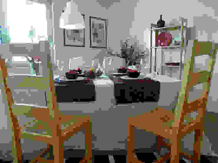 Küche nach Home Staging von Szeena Homestaging Landhaus